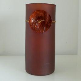 Papillon Svítilna skleněná Tempus, 20 cm