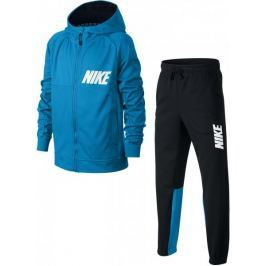 Nike B NSW TRK Suit Poly Equator Blue Black White S