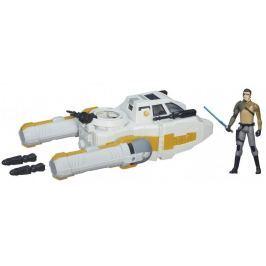 Star Wars Rebels Y Wing scou bomber
