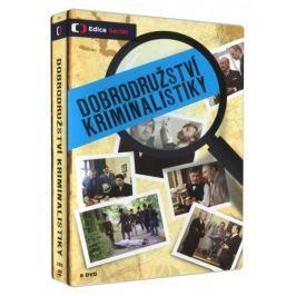 Dobrodružství kriminalistiky  (8DVD)   - DVD
