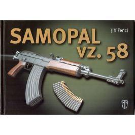 Fencl Jiří: Samopal vz. 58