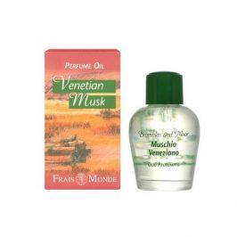 Frais Monde Parfémovaný olej Benátský Mošus (Venetian Musk Perfume Oil) 12 ml