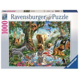 Ravensburger Dobrodružství v džungli 1000 dílků
