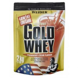 Weider Gold Whey Syrovátkový protein 2 kg - Stracciatella