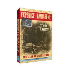 Expedice Lambarene (3DVD)   - DVD