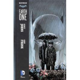 Johns Geoff,  Frank Garry: Batman - Země jedna