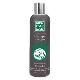 Menforsan Šampon zvýrazňující hnědou barvu 300ml