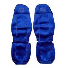 F-CORE Potahy na sedadla CS06 BD, modré