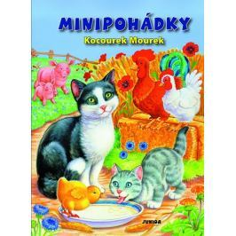 Minipohádky - Kocourek Mourek