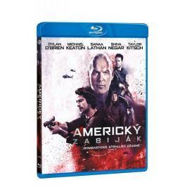 Americký zabiják    - Blu-ray Akční