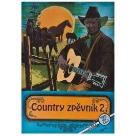 KN Country zpěvník 2. díl Zpěvník