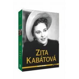 Kolekce Zita Kabátová (4DVD)   - DVD