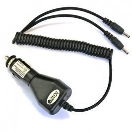 Cardo nabíječka do automobilu pro Cardo SCALA RIDER SOLO / Q2 / Q2 PRO / FM / TEAMSET PRO (1ks)