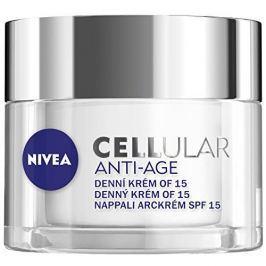 Nivea Vyplňujicí denní krém SPF 15 Cellular Anti-Age (Anti Age Daily Cream) 50 ml