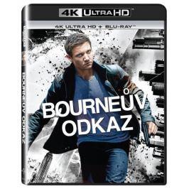 Bourneův odkaz  (2 disky) - Blu-ray + 4K ULTRA HD