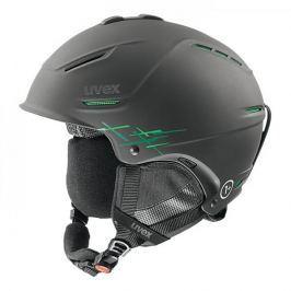 Uvex P1US Pro black-green mat, 52-55 - rozbaleno