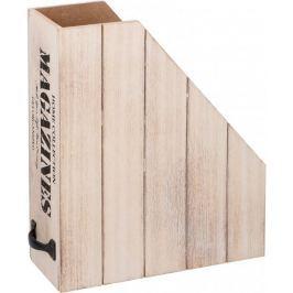 Time Life Dřevěný stojan na papíry