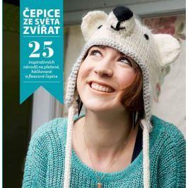 Hendersonová Rachel: Čepice ze světa zvířat - 25 inspirativních návodů na pletené, háčkované a fleec