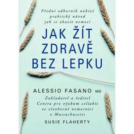 Fasano Alessio: Jak žít zdravě bez lepku