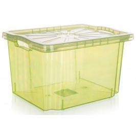 keeeper Multi-box M s víkem 35 x 27 cm zelená