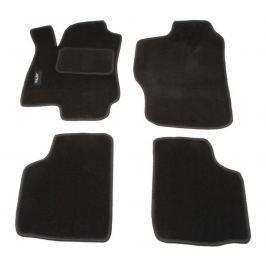 MAMMOOTH Koberce textilní, Opel Astra G 1998-2009, černé, sada 4 ks