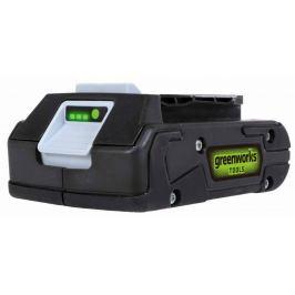 Greenworks G24B2 - 24 V Lithium Iontová baterie 2Ah