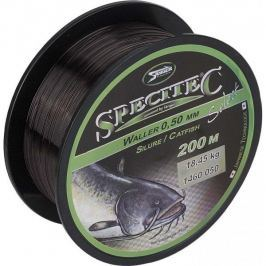 Saenger Specitec Vlasec Waller sumec Black 200 m 0,60 mm, 23,45 kg