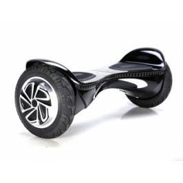 Kolonožka Offroad Auto Balance s mobilní aplikací a BT reproduktorem, černá