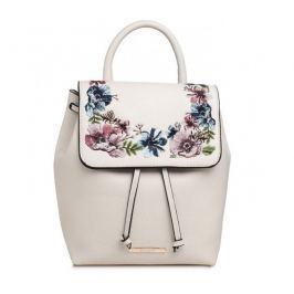 Bessie London dámský smetanový batoh