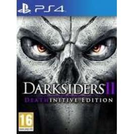 Darksiders 2: The Deathinitive Edition (PS4)