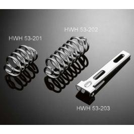 Highway-Hawk pružina 125mm  pro upevnění moto sedla (1ks)