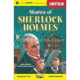 Doyle Arthur Conan: Stories of Sherlock Holmes / Případy Sherlocka Holmese - Zrcadlová četba