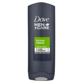 Dove Sprchový gel Men+Care Extra Fresh (Body And Face Wash) (Objem 250 ml)