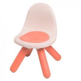 Smoby Židlička červená
