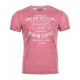Timeout pánské tričko XL růžová