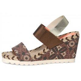 Desigual dámské sandály Ibiza 36 hnědá