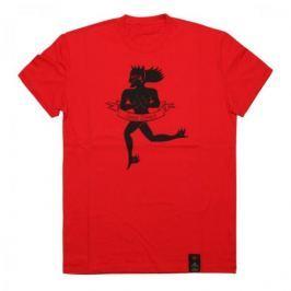 Dainese pánské triko ESSENCE vel.M červená
