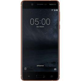 Nokia 5, měděná - rozbaleno