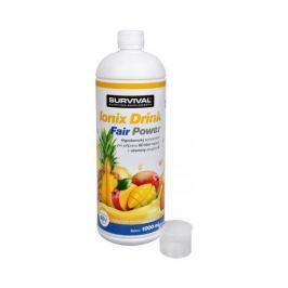 Survival Ionix Drink Fair Power 1000 ml (Příchuť Ionix Drink Fair Power Růžový grep)