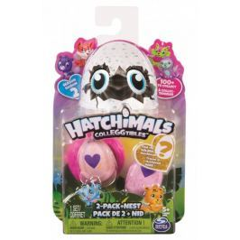 Spin Master Hatchimals sběratelská zvířátka ve vajíčku dvojbalení, 2. série