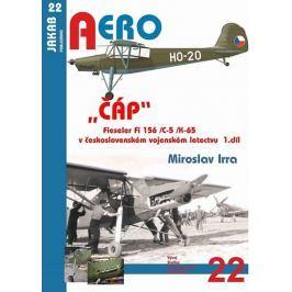 Irra Miroslav: ČÁP Fieseler Fi 156 /C-5 /K-65 v československém vojenském letectvu - 1.díl