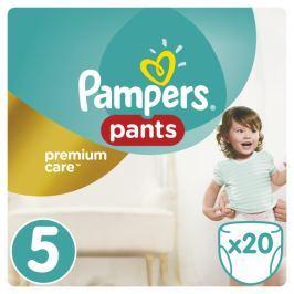 Pampers Premium kalhotkové plenky Carry Box S5 20ks Pampers