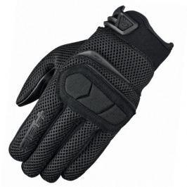 Held rukavice ESTIVA vel.10 černá, kůže/textil, letní (pár)