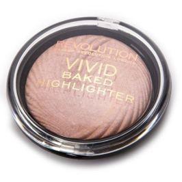 Makeup Revolution Rozjasňovač (Highlighter) 7,5 g (Odstín Golden Lights)