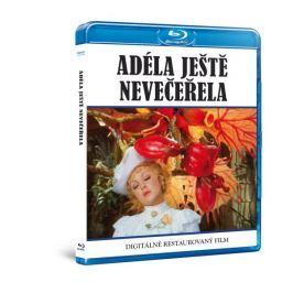 Adéla ještě nevečeřela   (DIGITÁLNĚ RESTAUROVANÝ FILM)   - Blu-ray Komedie