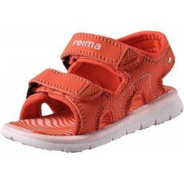 Reima Dětské sandály Bungee 22 červená