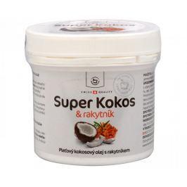 Herbamedicus Super Kokos & rakytník - pleťový olej 150 ml