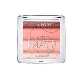 Catrice Matná tvářenka Multi Matt (Blush) 8 g (Odstín 020 La-Lavender)