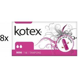 Kotex Mini 128 ks