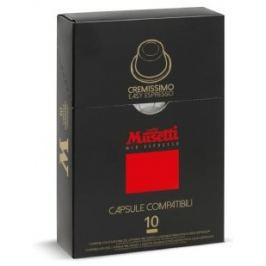 Caffé Musetti Gusto Cremissimo, 100 ks